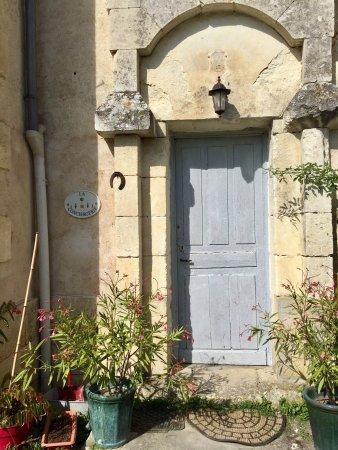 La Celle-Guenand, Fransa: Un château, quelques chambres à louer