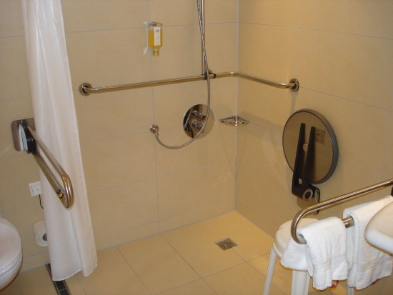 Best Western Plus Hotel Ostertor : Bad Rollstuhlgerecht