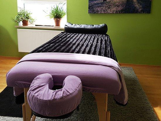 Massage-Therapie-Praxis von Ian Christopher