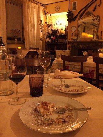 Bossolasco, Italy: fine cena