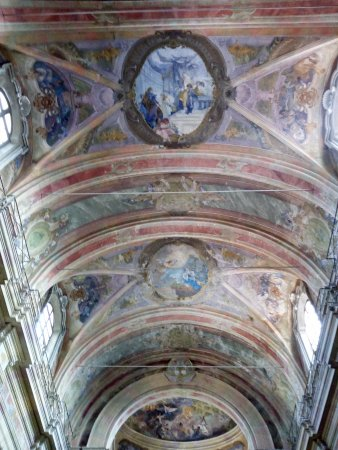 Marene, Italy: La volta