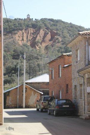 Ermita desde Secarejo