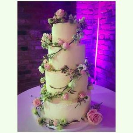 Wedding Cakes Baked Decorated To Your Specification Picture - Wedding Cakes Wigan