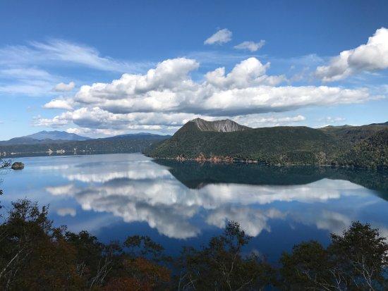 Mt. Mashu: 摩周湖と一体のものです