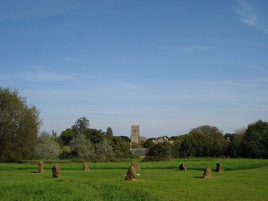 Shipston on Stour, UK: Our stone circle