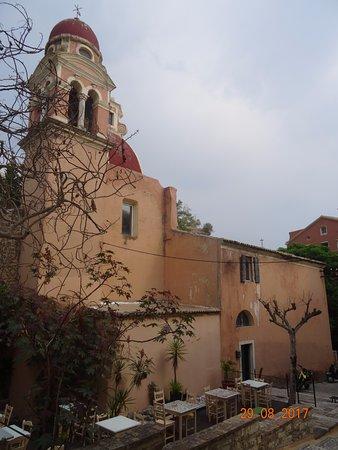 Monastery Panagia of Tenedos