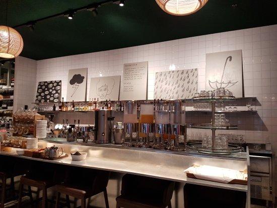 Zen Cafe Bar Bergen Norway
