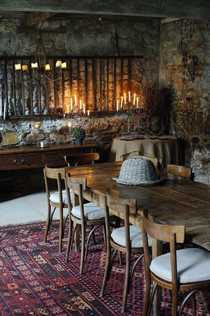 Hadspen, Австралия: Cosy dining in the Stables building