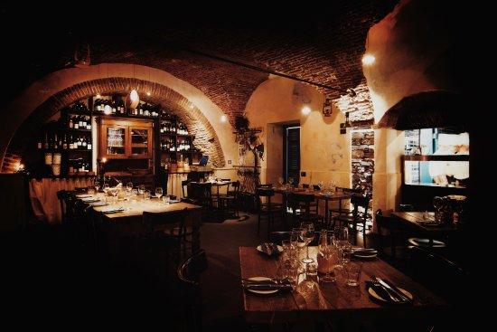 La nostra sala foto di bottega nazionale chiavari tripadvisor - Vino e cucina chiavari ...