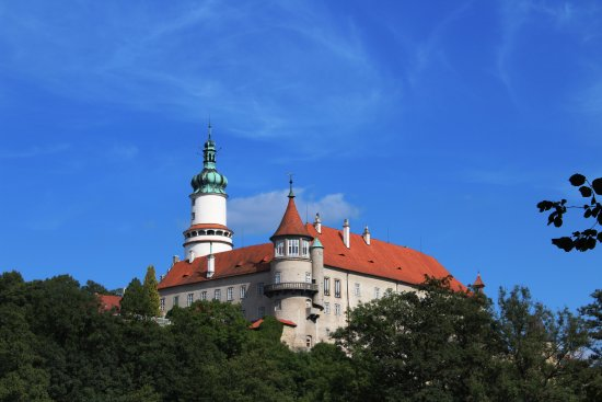 Nove Mesto nad Metuji, Tschechien: Pohled z jihozápadu