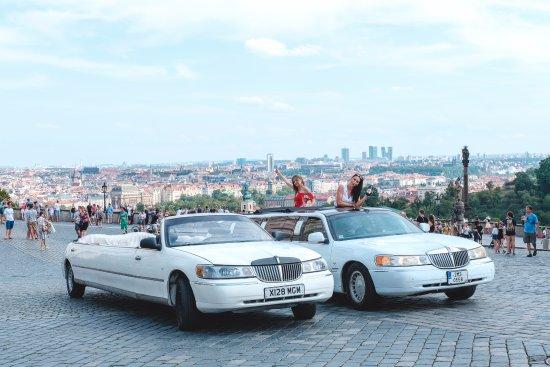 Cabrio Limousine Prague