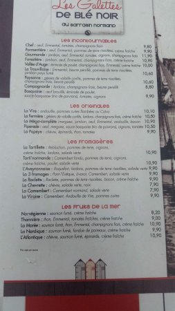 creperie du port trouville sur mer 30 boulevard fernand moureaux restaurant reviews phone