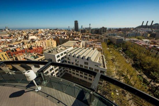 Barcelo raval barcelona espa a opiniones y for Precios de hoteles en barcelona