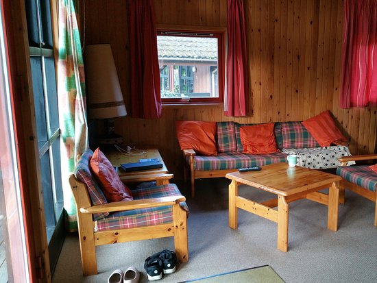 Lochearnhead, UK: The Living Area