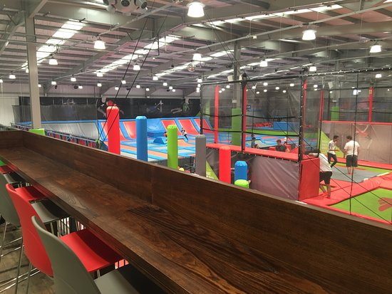 ‪Rush UK Trampoline Park High Wycombe‬
