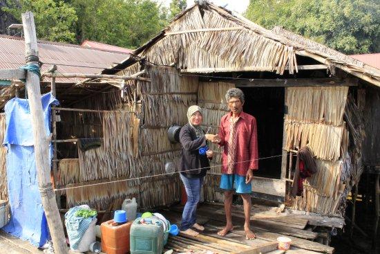 Pulau Sombori: Kehidupan terisolir alami di Desa Mbokita Pulau Khayangan Sombori