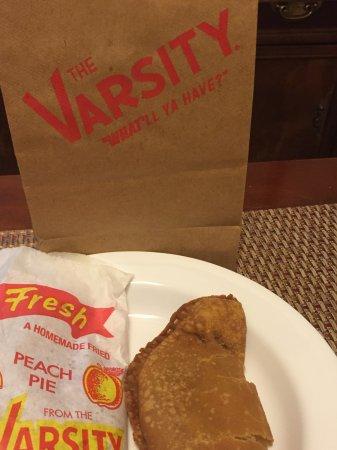 มารีเอตตา, จอร์เจีย: Fried Peach Pie