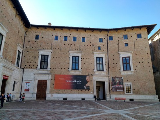 Palazzo Ducale Picture Of Palazzo Ducale Urbino Tripadvisor