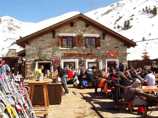 Silvaplana, İsviçre: Alpetta