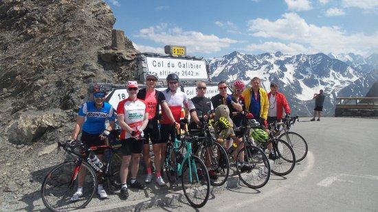 Pyrenees-Orientales, Prancis: Conquer a Col!