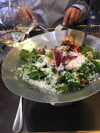 Photo of French Restaurant Le Comptoir du Relais at 9 Carrefour De L Odeon, Paris 75006, France