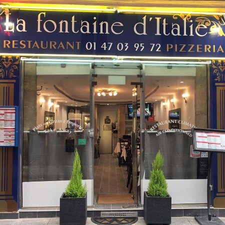 La Fontaine D Italie Paris Louvre Palais Royal Menu Prices Restaurant Reviews Order Online Food Delivery Tripadvisor