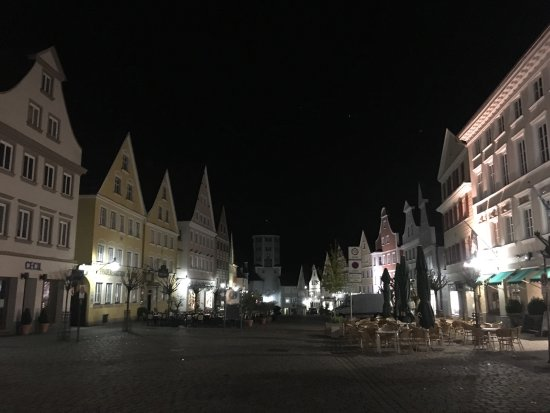 Hotel Garni Gunzburg City