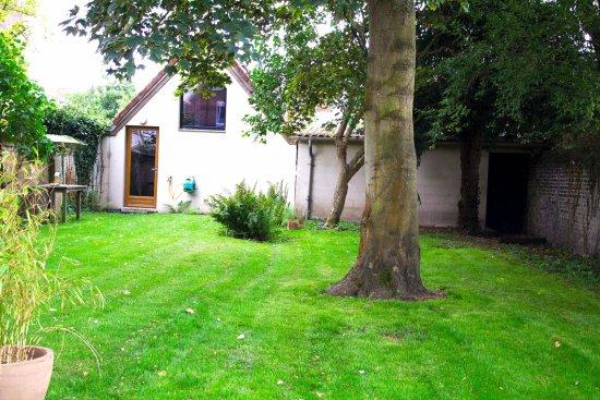 Vue du vieux lille photo de le 35bis lille tripadvisor for Le jardin d alix lille
