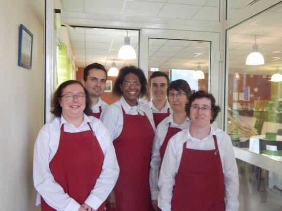 Gonfreville-l'Orcher, Francia: L'équipe de la Table du Pradon vous accueille !