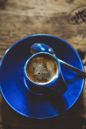Nibs Cafe & Chocolataria: wake me up coffee