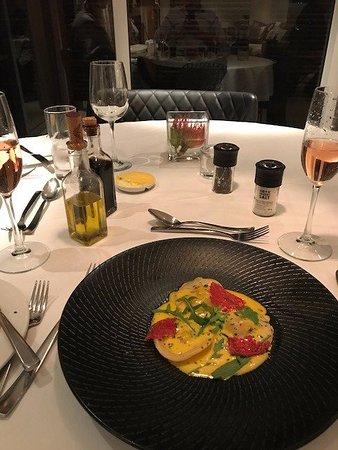 Clouds Wine & Guest Estate: dinner