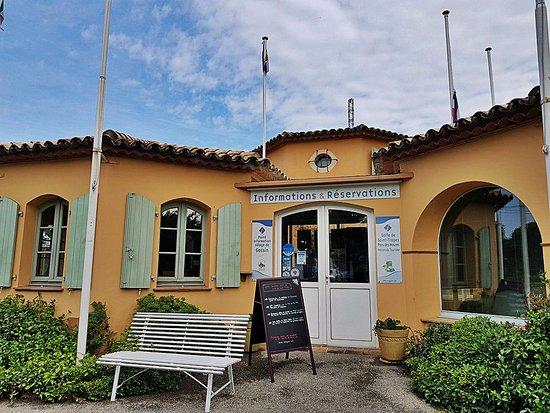 Golfe de Saint-Tropez Tourisme