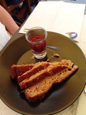 A Quadrera: le moelleux à la farine de châtaigne