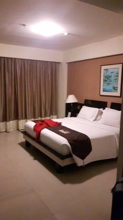 Minibar picture of aston kuta hotel residence kuta for Terrace 8 residence kuta