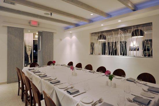 Tysons Corner, VA: Private Dining Room