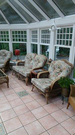 Strathtay, UK : Tee-Lounge