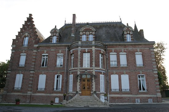 Chateau des marronniers baizieux france voir les for Prix chambre chateau vallery