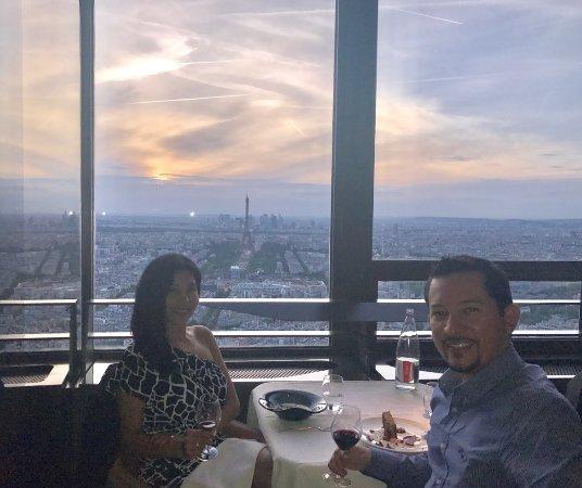 le ciel de paris montparnasse restaurant avis num ro de t l phone photos tripadvisor. Black Bedroom Furniture Sets. Home Design Ideas