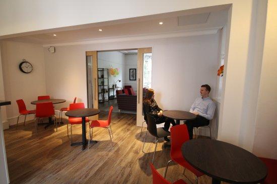 Aberdeen Youth Hostel: Aberdeen Cafe