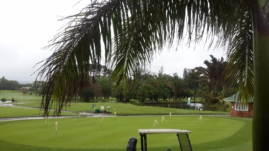 Mount Edgecombe, Sudafrica: The golf course