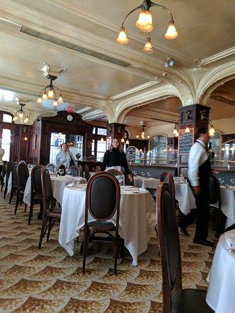 Photo of French Restaurant Orsay at 1057 Lexington Ave, New York, NY 10021, United States