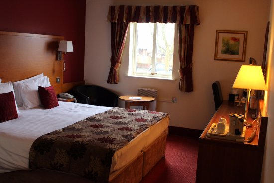 Wigan Mercure Hotel Room Service