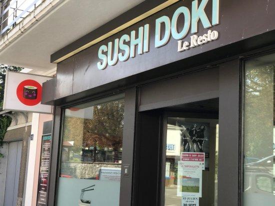 Sushi-Doki, Saint-Julien-en-Genevois - Menu, Prices