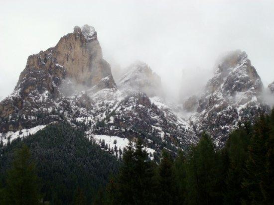 Monte Cernera: Cernera e Loschiesuoi