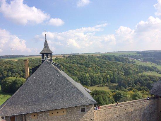 Manderen, France: la vue incroyable !