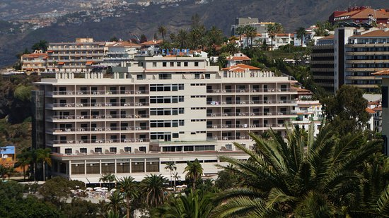 Hotel El Tope: Hotelansicht
