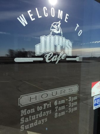Steinbach, Canada: Jays Cafe