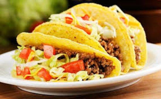 Decatur, GA: Taco Platter , Rice , Pinto Beans $10
