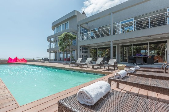 Sunset Beach, Sudáfrica: Atlantic Palms Pool Beach Relax