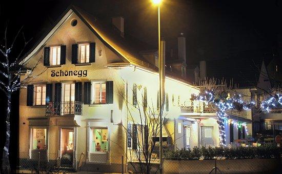 Rüschlikon, Svizzera: Villa Schönegg